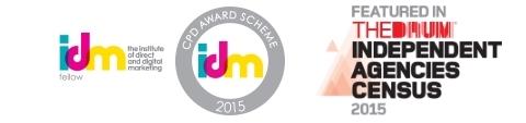 My IDM logo