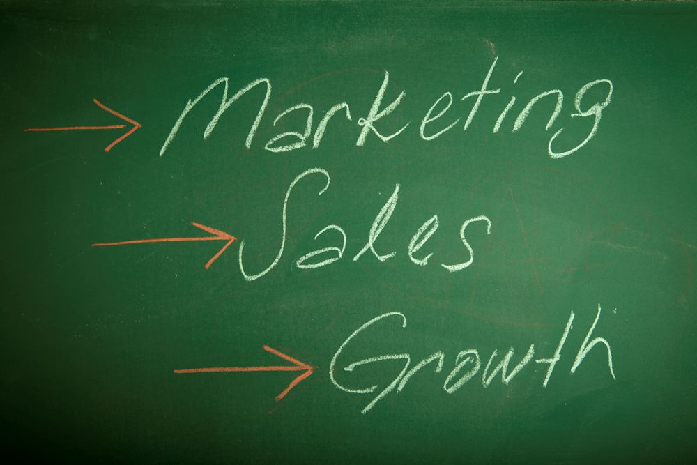 Marketing can make a positive impact on your business – make it easier for your sales team to sell!