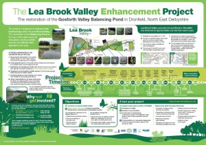 Lea Brook Valley CIO information panel by AdPlace Marketing